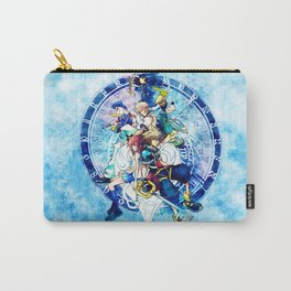 A Kingdom of Hearts Carry-All Pouch