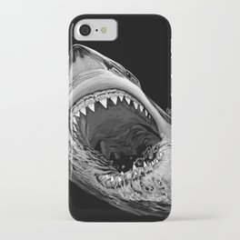 Shark Painting 2 iPhone Case