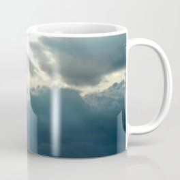 Streaks In The Clouds Coffee Mug