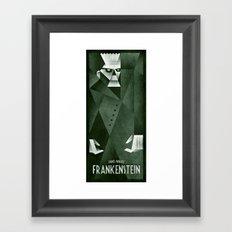 Frankenstein 1931 Framed Art Print