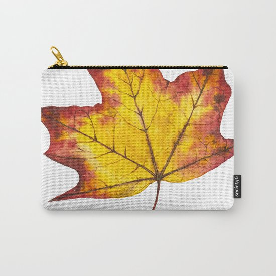 Autumn Leaf 04 Carry-All Pouch