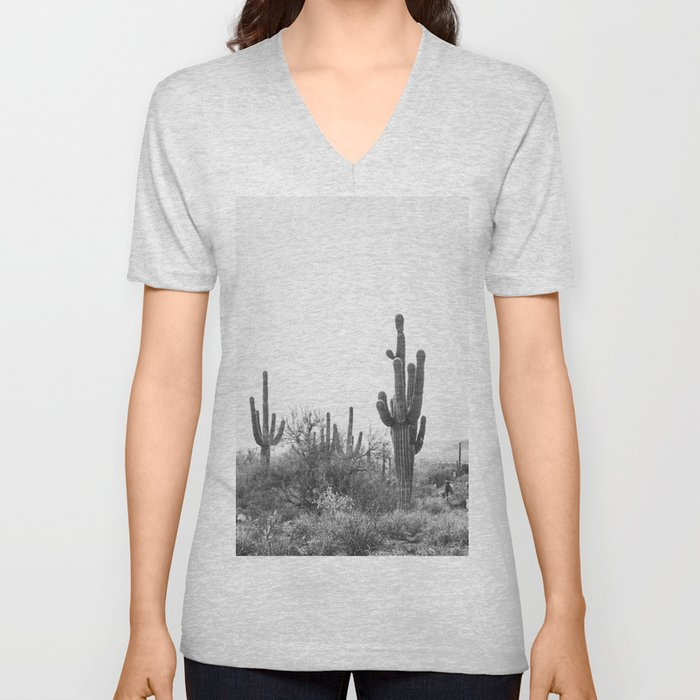DESERT / Scottsdale, Arizona Unisex V-Ausschnitt