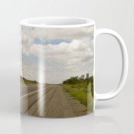 Empty Highway Coffee Mug