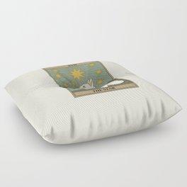 The Star Floor Pillow