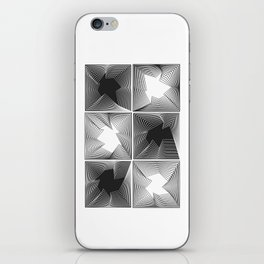 psych iPhone Skin
