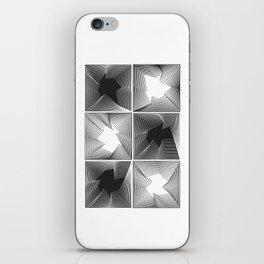 psych iPhone Skin