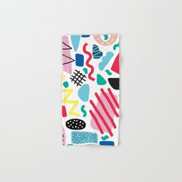 Memphis Pop Hand & Bath Towel