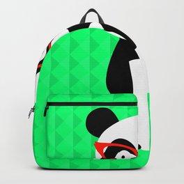 shocked panda Backpack