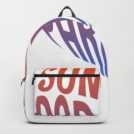 Summer Paradise Backpack