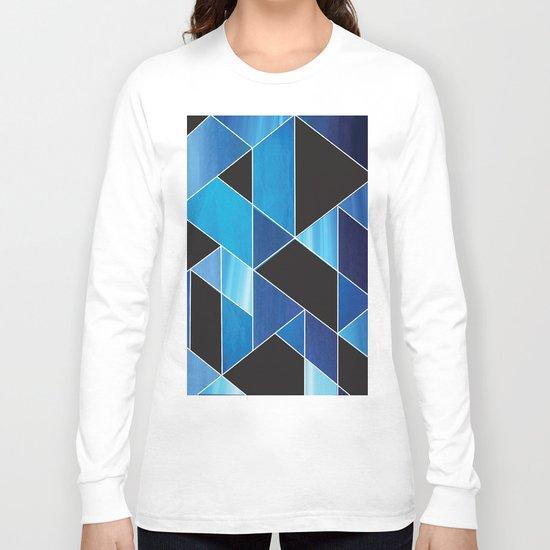Tanzanite Long Sleeve T-shirt