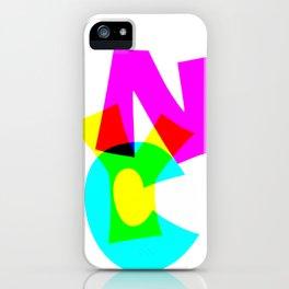 MYC iPhone Case