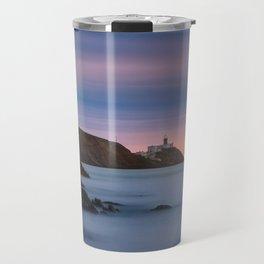 Howth lighthouse - Ireland (RR200) Travel Mug