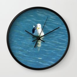 Sea Fish Wall Clock