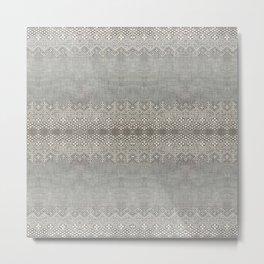 Farmhouse Bohemina Anthropologie Moroccan Style Metal Print