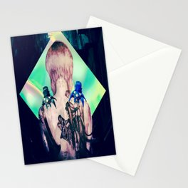 ghost in the shell tribute: 25th anniversary  Stationery Cards