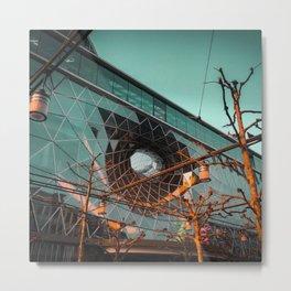 Frankfurt Architecture Metal Print