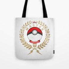 PokéMaster Tote Bag
