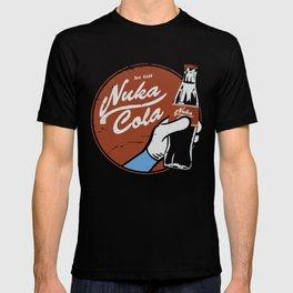 Nuka Cola Fallout drink T-shirt