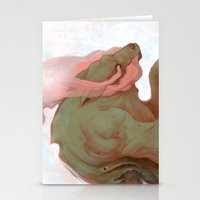 pain Stationery Cards featuring Pain by DockalGanger