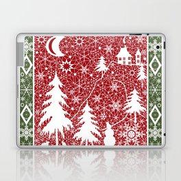 Winter. Christmas. Laptop & iPad Skin