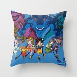 Chrono Trigger Throw Pillow