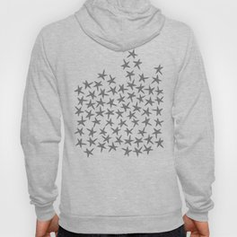 Falling Stars - Gray Hoody