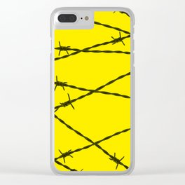 wires Clear iPhone Case