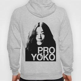 Pro Yoko Ono Hoody