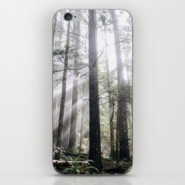 Heart of the Wild iPhone Skin