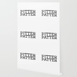 PITTER PATTER Wallpaper