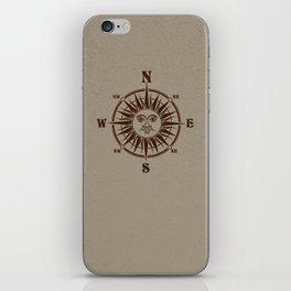 Sun Compass iPhone Skin