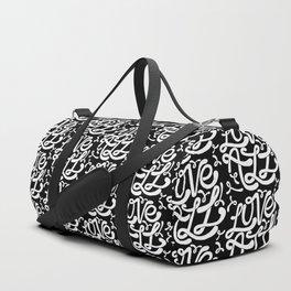 LOVE ALL Duffle Bag