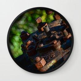 Rust - II Wall Clock