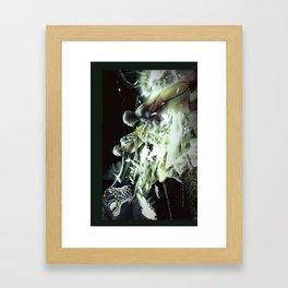 SILVER SURFER Framed Art Print