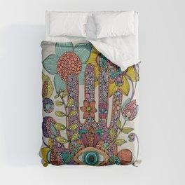 Hamsaeye Comforters