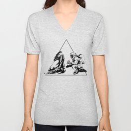 Columbus Day Unisex V-Neck