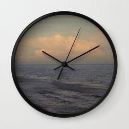 Long Point 2 Wall Clock