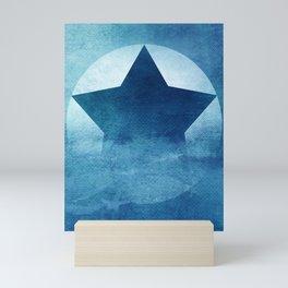 Star Composition III Mini Art Print