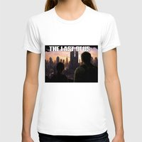 the last of us T-shirts featuring The Last of Us by Icemanire