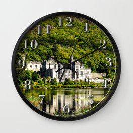 Kylemore Abbey Wall Clock
