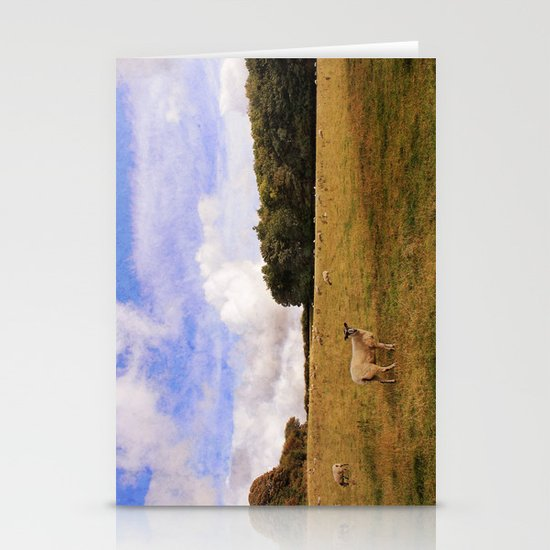 You Lookin At Me? Stationery Cards