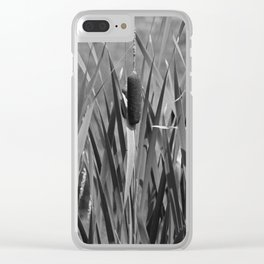 Until he Returns Clear iPhone Case