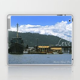 Love Harbor Laptop & iPad Skin