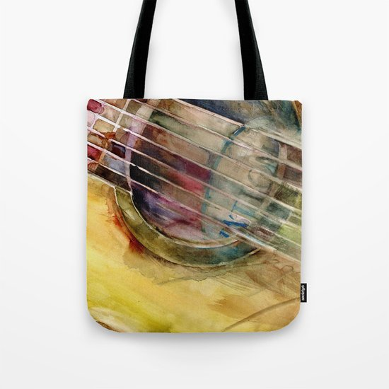Ovation Acoustic Guitar Tote Bag