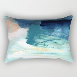 brushstrokes 14 Rectangular Pillow