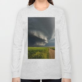 Afternoon Storm Long Sleeve T-shirt