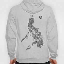 Paranormal Philippines (white) Hoody