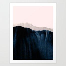 igneous rocks 1 Art Print