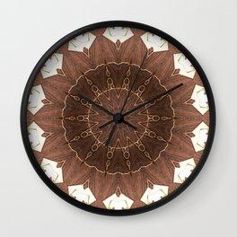 mandala memories Wall Clock
