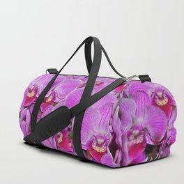 Pink Orchid Joy Duffle Bag